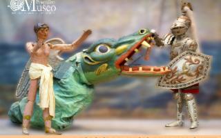 Museo delle marionette, Gaspare Canino, il puparo vagabondo