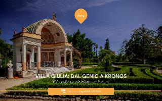 Villa Giulia: dal Genio a Kronos. Visita guidata tra simbolismo e architettura