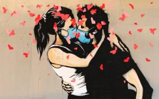Gli italiani e il San Valentino ''pandemico''