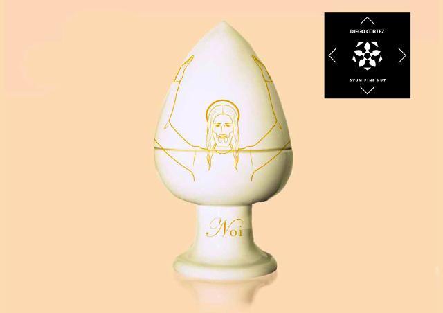''Ovum Pine Nut'', un dono speciale per Papa Francesco