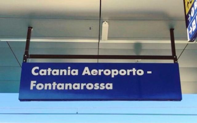 Inaugurata la nuova fermata ferroviaria ''Catania Aeroporto - Fontanarossa''