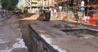 Gli scavi di via Roma a Palermo, restituiscono un prezioso tesoretto