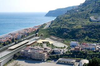 Al Gruppo Webuild i lavori di raddoppio della linea ferroviaria Messina - Catania