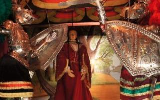 Sicilian Puppets Series - ''La battaglia di Orlando e Rinaldo per amore di Angelica''