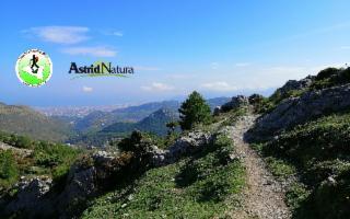Dorsale di San Martino: da Monte Cuccio a Portella San Martino