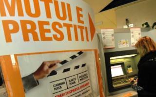 In Sicilia, nel 2020, pochi mutui ma tanti prestiti personali
