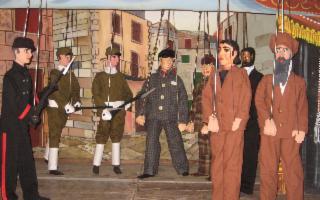 Sicilian Puppets Series - ''L'omu curaggiusu. Vita e morte di Pio La Torre''