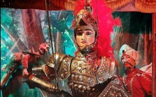 Sicilian Puppets Series - ''Rinaldo è cavaliere''