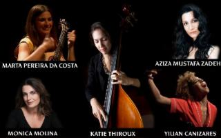8 Marzo - Woman in Jazz