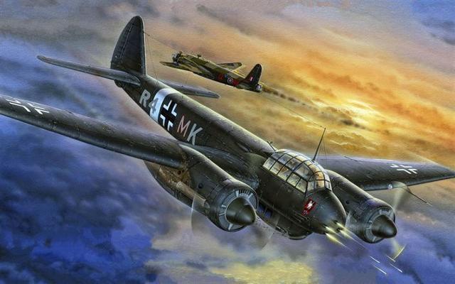 Ritrovato un aereo nazista nel mare di Siracusa