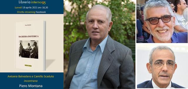 La Libreria Interno95 presenta online il nuovo libro di Piero Montana