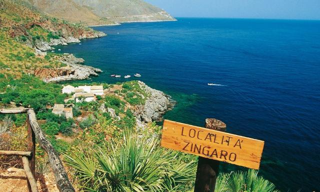 Per proteggere meglio il mare dello Zingaro