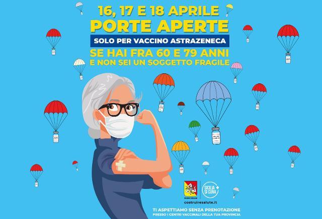 Tutte le indicazioni per l'open weekend AstraZeneca alla Fiera del Mediterraneo
