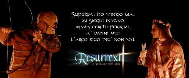 """""""Resurrexit. La speranza dell'uomo"""""""