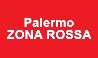 Palermo e altri 6 comuni siciliani in zona rossa