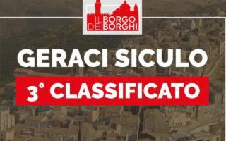 Geraci Siculo non è il Borgo dei Borghi 2021