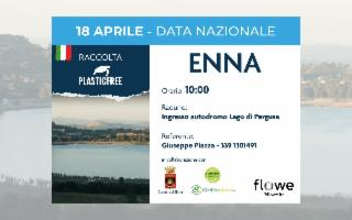 PuliAmo Pergusa con Plastic Free