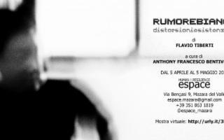 ''Rumore bianco'', di Flavio Tiberti