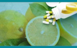 Così gli scarti del limone si trasformano in integratori contro alcune patologie