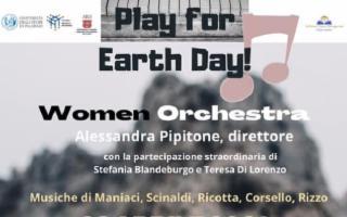 Dall'Orto Botanico di Palermo, il concerto in streaming della Women Orchestra