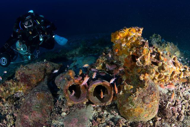 Il ''relitto profondo'' di Ustica diventerà un museo subacqueo