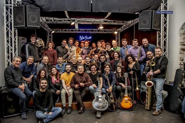 Quattro componenti della BYJO nella Nazionale di Jazz dei Conservatori Italiani