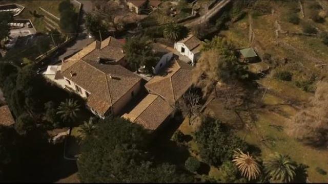 La villa di Franco Battiato a Milo come patrimonio culturale