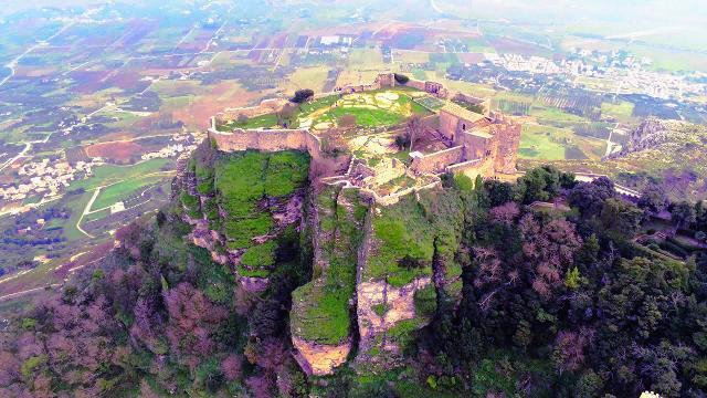 Il Castello di Venere, Erice
