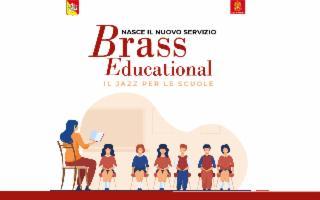 La Fondazione the Brass presenta a Palermo ''Jazz per le Scuole''