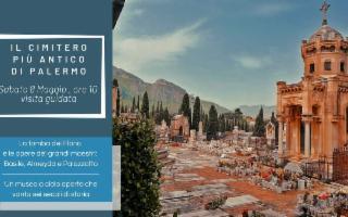 Il cimitero monumentale di Palermo
