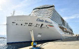 Costa Crociere ritorna a Messina