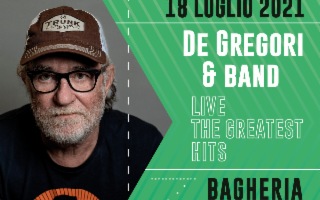 GoGreen Festival - Francesco De Gregori Live