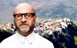 Lo stilista Domenico Dolce testimonial dei Borghi dei Tesori