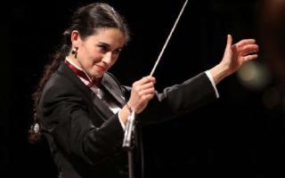 Gianna Fratta è la  nuova direttrice artistica dell'Orchestra Sinfonica Siciliana