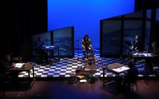 Radio Teatro Città on Web -  Il radiodramma ''La cattura''