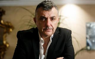 Lo scrittore e poeta spagnolo Manuel Vilas a Taobuk 2021