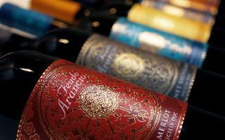 I vini di Feudo Arancio sono ''vera'' musica!