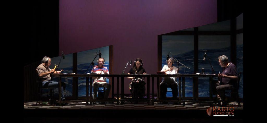 """Radio Teatro Città on Web - """"Ciàula scopre la luna"""" diretto da Angelo Tosto"""