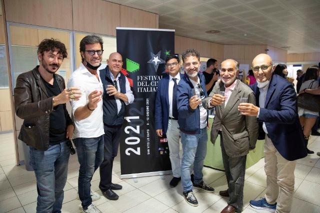 All'aeroporto di Trapani è atterrato il Festival del Cinema Italiano