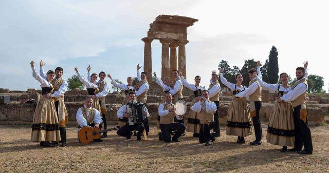 Compagnia Val d'Akragas, Cultura Popolare di Sicilia