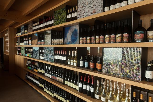 La nuova Mandrarossa Winery