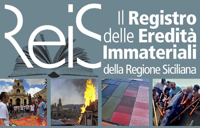 REIS - Registro delle Eredità Immateriali della Sicilia