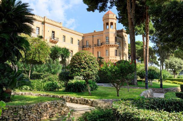 Rocco Forte Hotels inaugura Villa Igiea