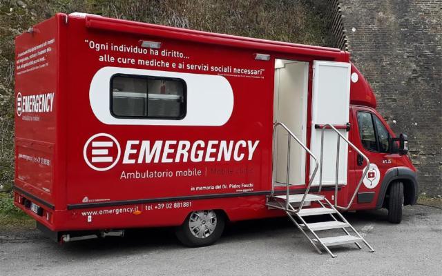 Emergency vaccina i migranti del ragusano
