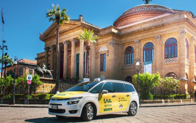 Il servizio taxi nella Regione Siciliana diventa più smart