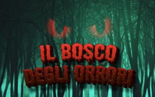 Pronti per visitare il ''Bosco degli Orrori''?