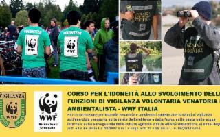 Corso di Formazione per Guardie Venatorie e Ambientali del WWF