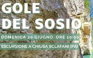Escursione alle Gole del Sosio - La parte nascosta fino allo stretto di Santa Margherita