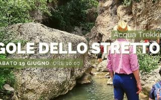 Escursione alle Gole dello Stretto - Il fiume nascosto in un incredibile canyon a 30 min da Palermo