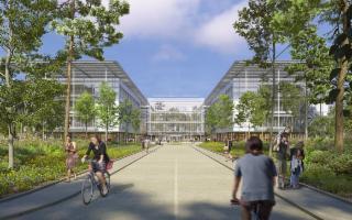 A Carini sorgerà l'Ismett-2, un nuovo ospedale 4.0 progettato da Renzo Piano